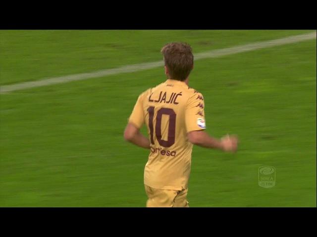 Il gol di Ljajic - Udinese - Torino - 2-3 - Giornata 5 - Serie A TIM 201718