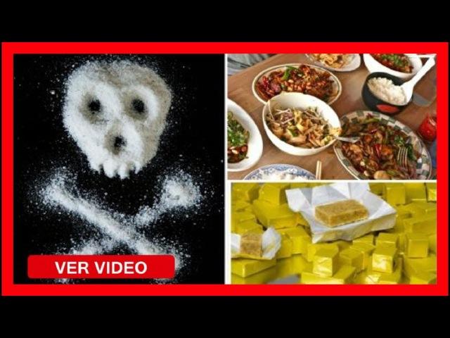 No es la sal, ni el azúcar, este es el peor veneno blanco que comemos todos los días. No lo ignore.!