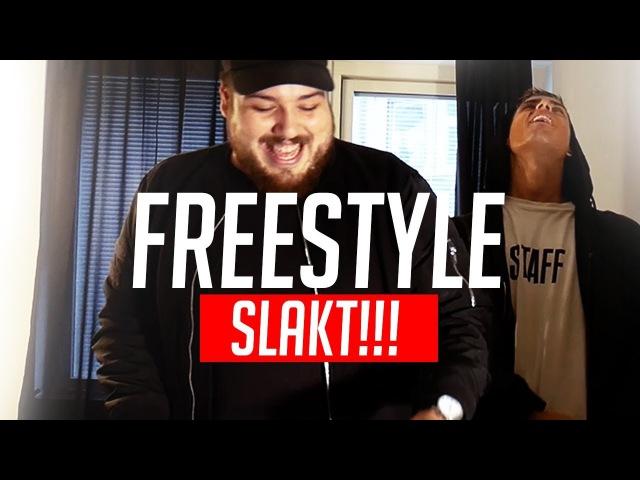Freestyle om Jockiboi, Justin Bieber och Samir Badran (SLAKT)