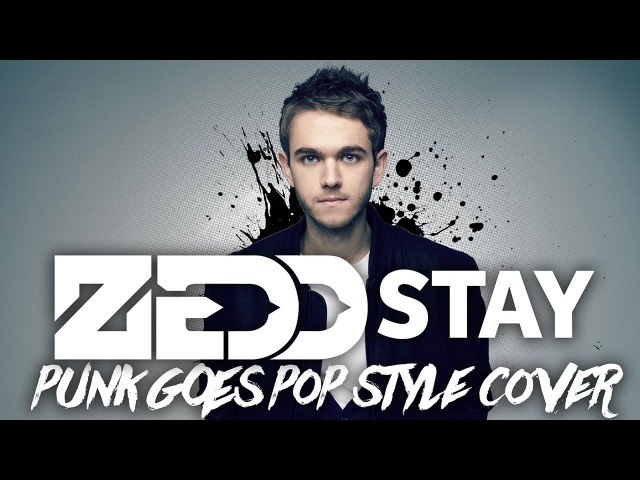 Zedd, Alessia Cara - Stay [Band Arm The Witness] (Punk Goes Pop Style Cover)