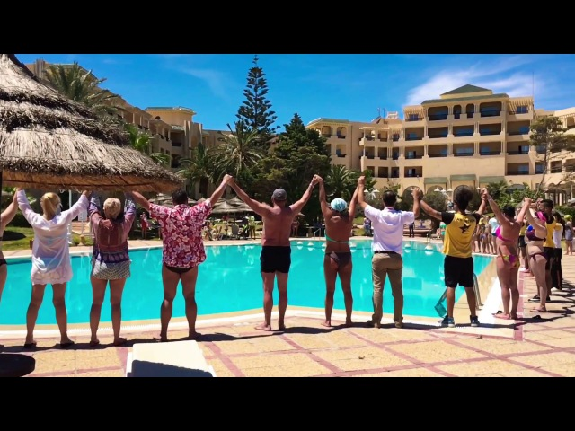 Трип в Тунис 2017 г. X Общее видео