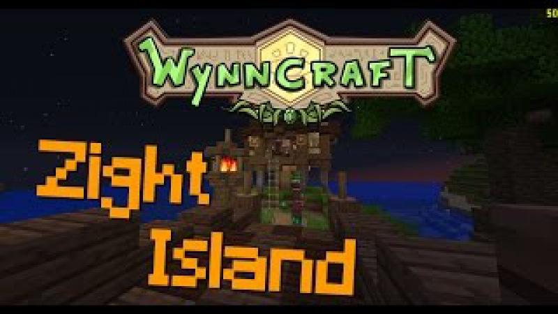 [Wynncraft] Solution/explication de la quête Zight Island FR / Français