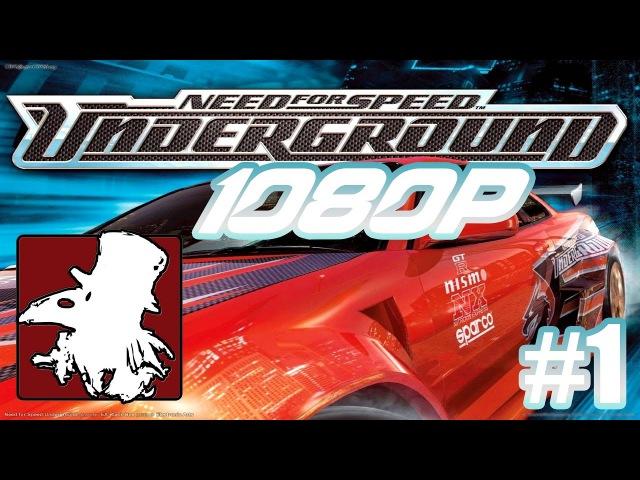 [NFS] [1080p] Need for Speed Underground - Прохождение 1 [noVoice] [HD textures] » Freewka.com - Смотреть онлайн в хорощем качестве