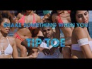 Jason Derulo - Tip Toe feat. French Montana (Official Lyric Video)