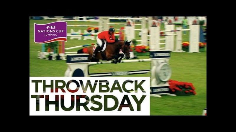 3x Double-Clear in Falsterbo ThrowbackThursday | FEI Nations Cup™ Jumping 2017