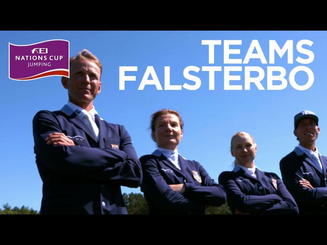 Teams Scoring Points | FEI Nations Cup™ Jumping - Flasterbo