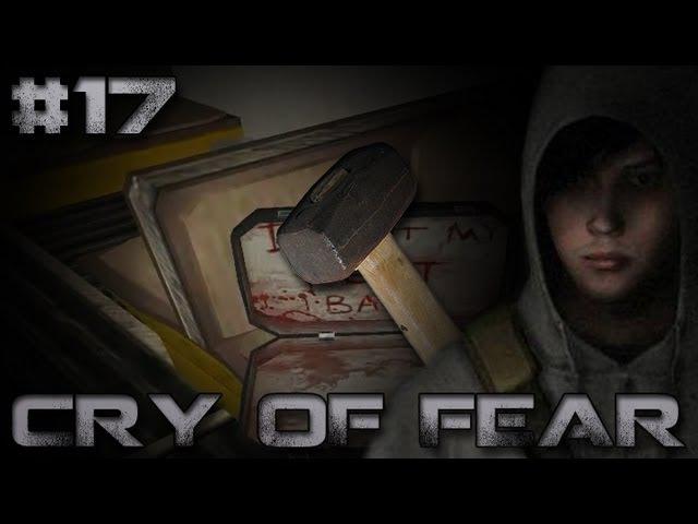 [Cry of Fear] 17 Кувалда (Fantom / Фантом)