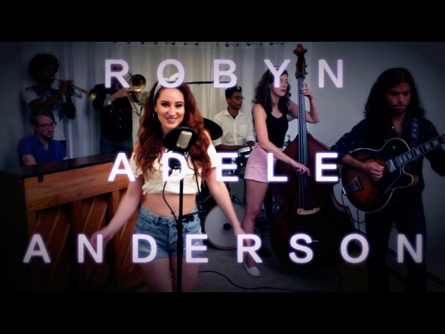 Suerte/Whenever, Wherever (Shakira) Latin Cover by Robyn Adele Anderson