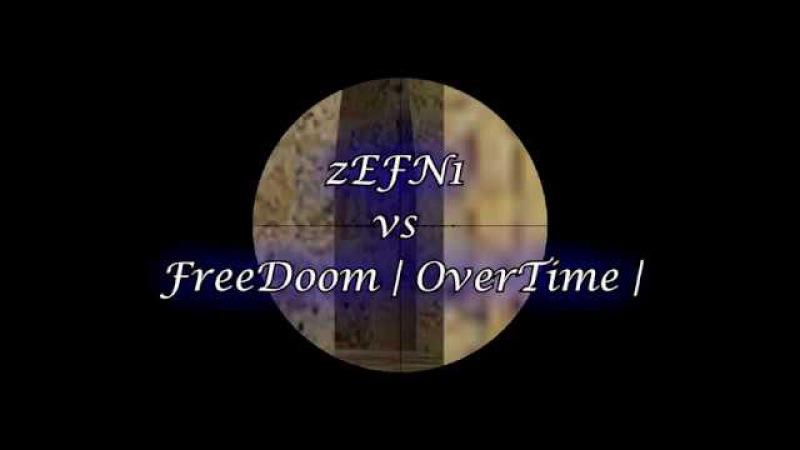 ZEFN1 vs FreeDoom