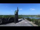Донецк с высоты птичьего полета