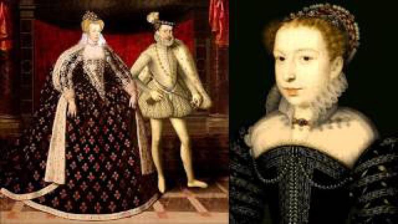 Маргарита де Валуа - королева Франции и Наварры. Королева Марго. Жемчужина Франции.