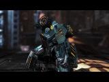 Прохождение игры Transformers War for Cybertron . Часть 1 .
