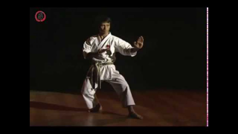 Shotokan Karate - Masao Kawazoe 3 - Kata Taikyoku Shodan and Heian Shodan
