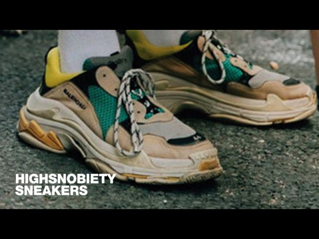 Here's What Hong Kong Sneakerheads think of the Chunky Sneaker Trend