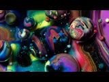 Psychedelic Artworks With Oil, Soap And Paint