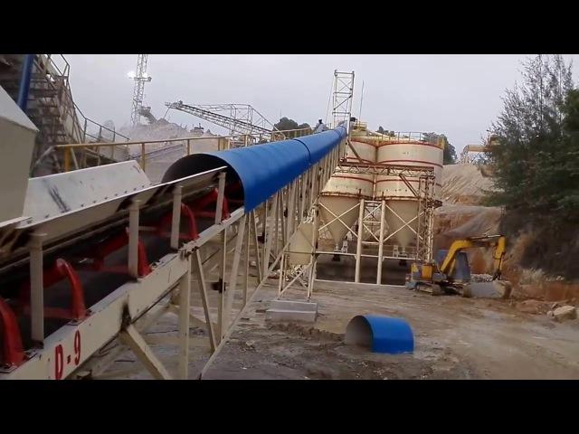 Belt conveyor,rubber conveyor,conveyor for stone crusher line