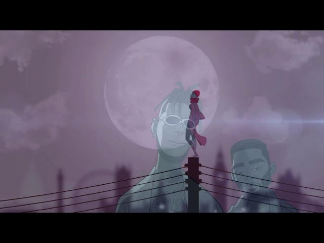 Juls Gwarn featuring Burna Boy Official Animation Video