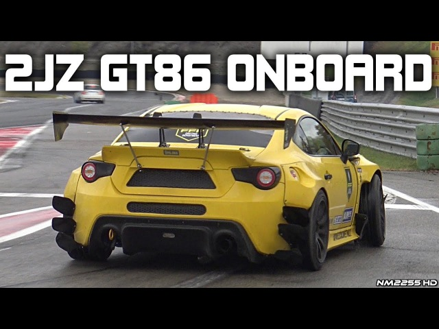 1000HP 2JZ Turbo Toyota GT86 Drift Build OnBoard Footage! - AMAZING SOUNDS!