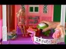 Видео с игрушками Барби и Челси учат Ам Няма правильно питаться