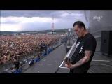 Volbeat - the mirror and the ripper live @ Rock am Ring 2011