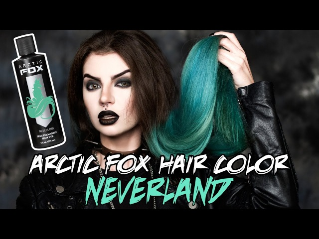 ARCTIC FOX HAIR COLOR NEVERLAND