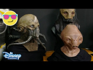 Access All Areas | Rogue One: Creature Shop | Official Disney Channel UK