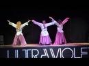 Tribal Hunters at Ultraviolet dance fest Трайбл Хантерс на фестивале Ультрафиолет