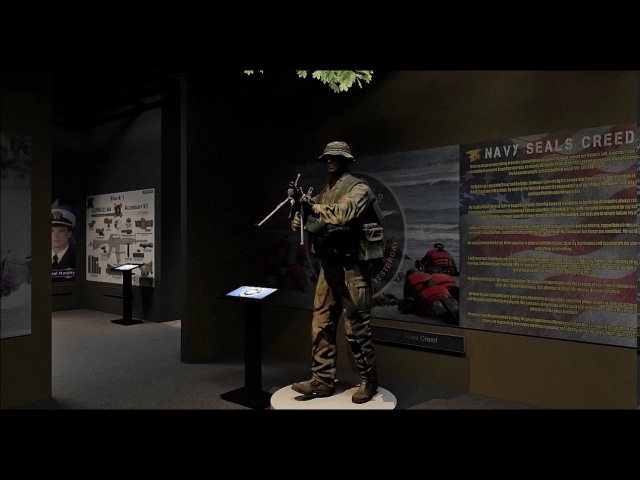 LT Michael P. Murphy Navy SEAL Museum U.S. Naval Sea Cadets Corp. Training Facility