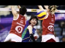 Top 10 Fantastic Volleyball Spikes Yuki Ishii 結城石井 | 2017 Women's World Grand Champions Cup