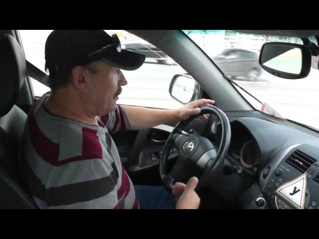 Инструктор автовождения должен быть примером и просто человеком.