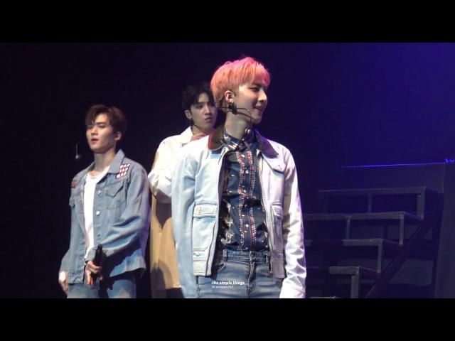 170803 Tentastic live concert in OSAKA Lucky FOCUS. 후이 (PENTAGON HUI)