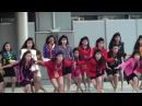 バブリー【キッレキレ!ダンスに圧巻!】登美丘高校ダンス部 2017.8.27@堺24