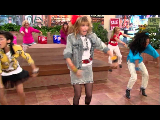 Robin Sparkles - Lets Go To The Mall [FULL HD]