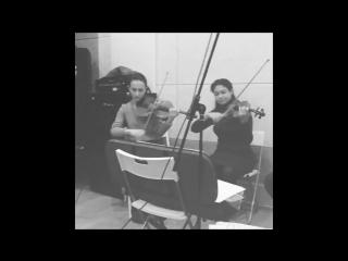 Репетиция Gayana