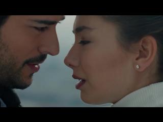 «Kara Sevda» - Нихан и Кемаль -  все самые красивые поцелуи из фильма