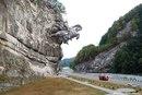 «Георгий Победоносец выскакивает из скалы» – это уникальный памятник…
