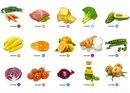 В преддверии зимы напоминаем, где искать основные витамины