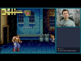 RUEN Streets of rage 2 playing