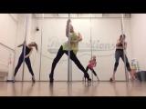 Exotoc Pole Dance - Снежана Эрлих (Snezhana Erlikh)!