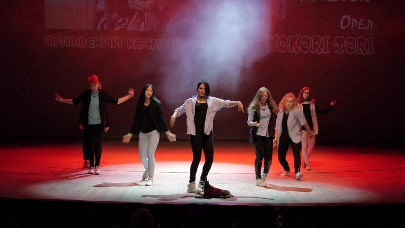 178.Танец (групповое) - B00M - MONSTA X-SHINE FOREVER - Орел