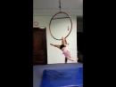 Катя🌹Aerial hoop kids