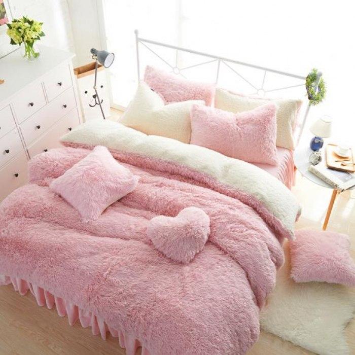 Мягкие постельные наборы