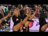 James Bonds 007 Zalgiris Kaunas cheerleaders