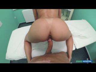 FakeHospital - Heather Vahn - Californian babe loves hard fucking [All Sex, Blowjob, New Porn 2017, Минет, Порно, HD1080]