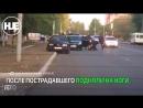 В Казахстане на дороге жесткого избили человека в ходе дорожного конфликта