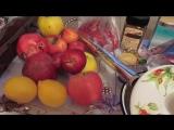 Эльдар Богунов показывает свою еду