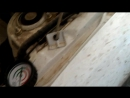 Забитый катализатор LIFAN x60
