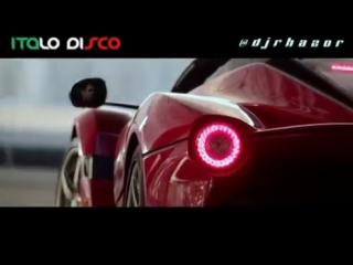 Italo Disco - Spatial Vox - Incanto dAmore (RHAZOR Remix Video Re-Edition Rec