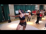 Diana Gnatchenko| China Workshop| Muscle technique
