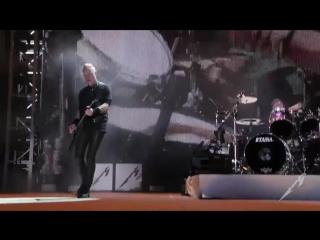 Metallica vs Iggy Pop